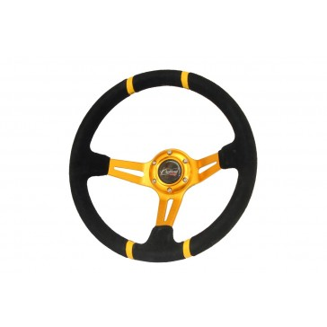 Outlaw Products SW05 Suede Steering Wheel