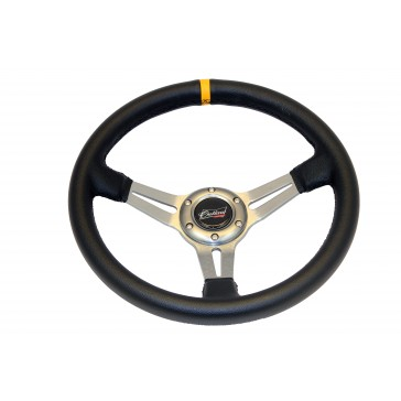 Outlaw Products SW01 Leather Steering Wheel